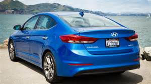 Hyundai Elantra 2017 Hyundai Elantra Review Roadshow