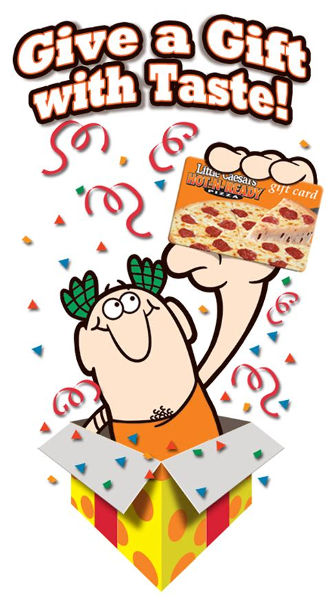 Little Caesars Gift Card - little caesars canada gt gift cards