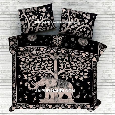 tree of life bedding black and white look luck tree of life bedding set with