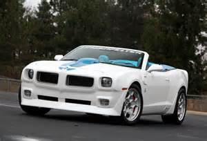Chevrolet Trans Am Lingenfelter S Production Pontiac Trans Am Inspired Lta