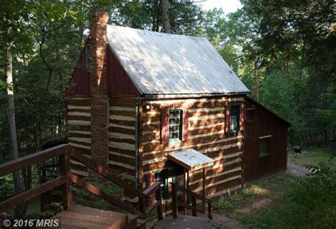 Handmade Log Cabin - 1850 s handmade cabin cozy homes