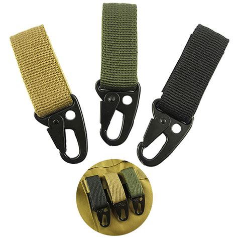 Quickdraw Carabiner Tactical Belt Outdoor molle belt attachment promotion shop for promotional molle
