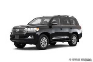 Toyota Land Cruiser 2017 Toyota Land Cruiser Pricing For Sale Edmunds