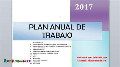 plan de tutoria de inicial 2016 descarga el plan anual de trabajo material para maestros