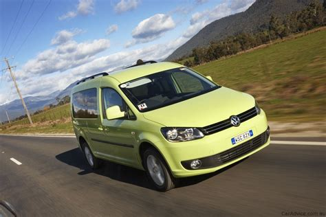 volkswagen caddy 4motion review caradvice