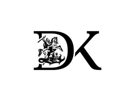 logo design dk dk logo by mohl design dribbble