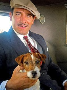 jean dujardin handsome 134 best the artist featuring uggie the jack russell