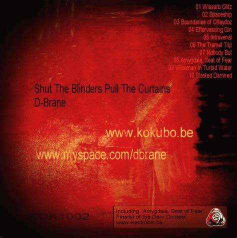 shut the curtains jazz esprits critiques