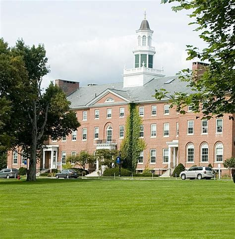 Curry College Mba Ranking by Colby Sawyer College Admissions Admit Rate Sat Scores