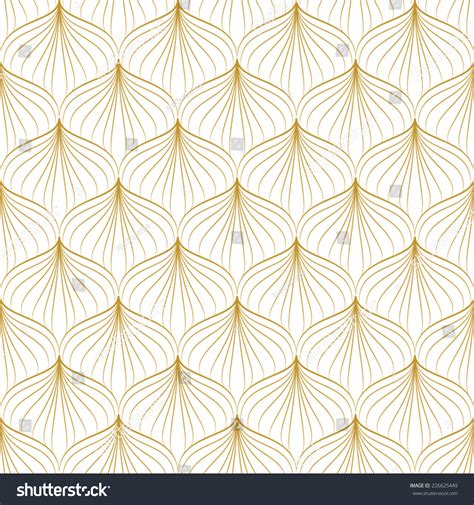 gold pattern for illustrator abstract seamless geometric pattern monochrome white stock
