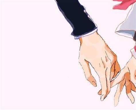 anime couple holding hands 1000 images about anime hand holding on pinterest anime