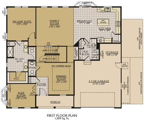 the stonebridge floor plans william homes