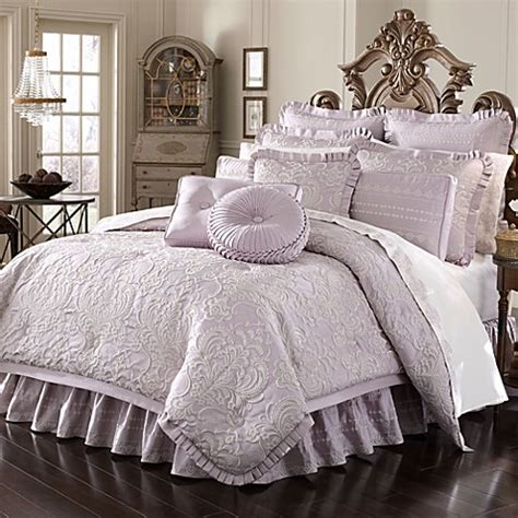 j queen chateau comforter set bed bath beyond