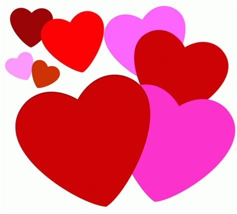 Stainless Steel Kitchen Canisters valentine s day hearts clip art designcorner