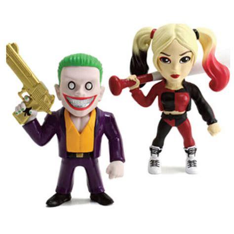 Joker Squad Dc Heroes Lego Bootleg Limited squad the joker harley quinn metals diecast figure 2 pack merchandise zavvi