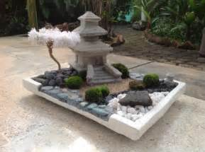 mini japanese garden miniature zen garden tumblr