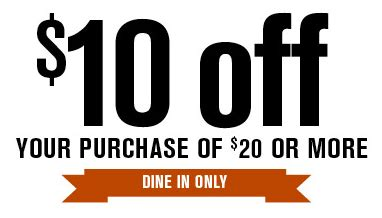 top new restaurant printable coupons (weekend of 9/27/13)