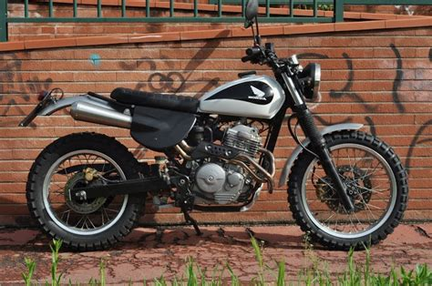 honda slr honda slr 650 scrambler found on rocketgarage bikes