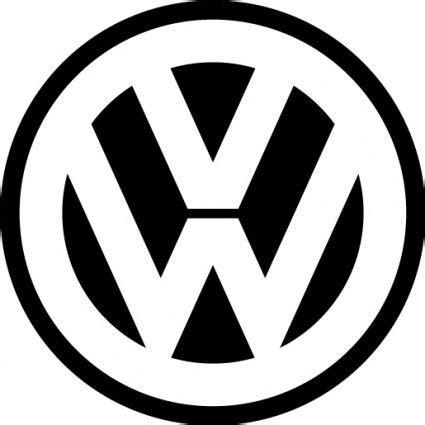 tutorial logo volkswagen free vw logo download all up in my ride pinterest