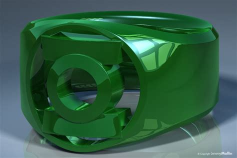 green lantern power ring the green ring by jeremymallin on deviantart