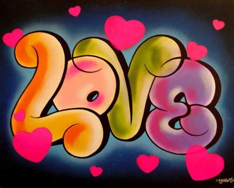 imagenes de corazones que digan i love you para colorear graffitis de love arte con graffiti