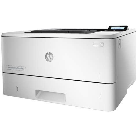 Hp Laser Jet M402n Printer hp laserjet pro mono laser printer m402n officeworks