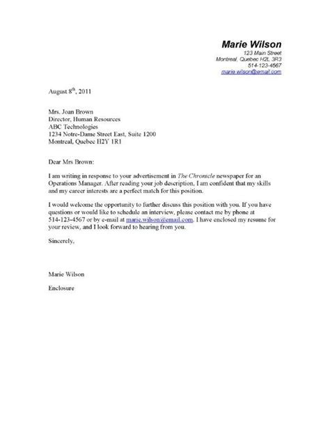 cover letter for portfolio portfolio resume cover letter exle 2