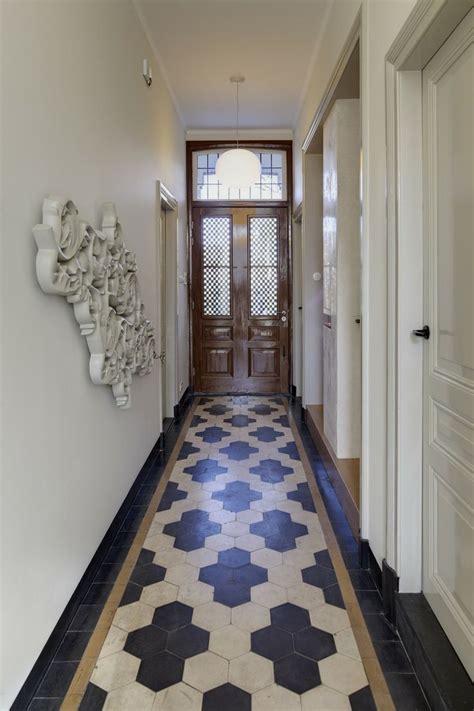 patterned hallway tiles creative tile flooring patterns