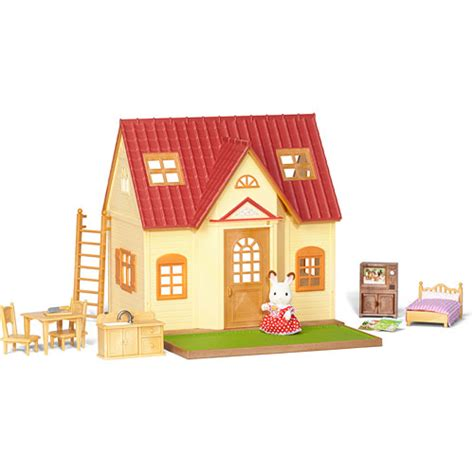 calico critter cozy cottage international playthings cc2055 cozy cottage for calico