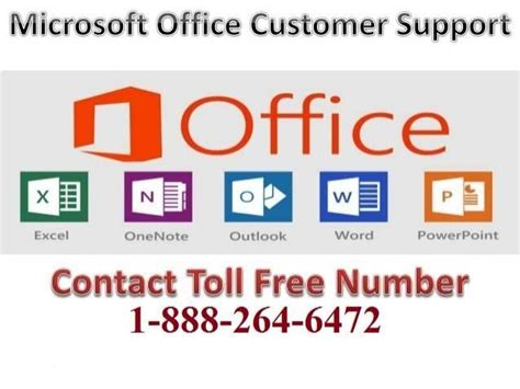 ms office not responding not working 1 888 264 6472