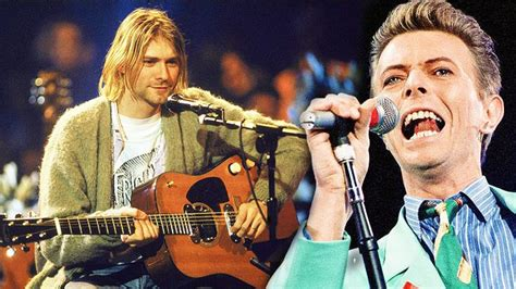 nirvana bust  dreamy acoustic cover  david bowies  man  sold  world society