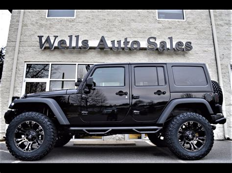 custom jeep wrangler for sale custom jeeps for sale near warrenton va lifted jeeps for