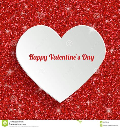 happy valentines day images 3d happy valentines day greeting card with 3d white stock