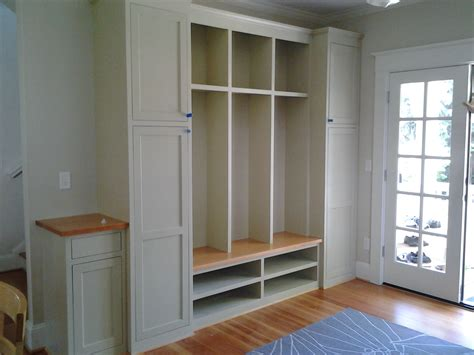Entryway Storage Locker Furniture woodwork woodworking plans mudroom storage pdf plans