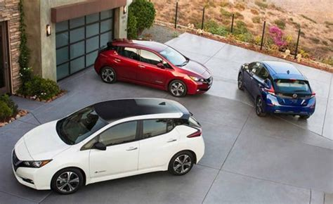 nissan leaf 60 kwh battery 2019 nissan leaf may get 225 mile range from 60 kwh