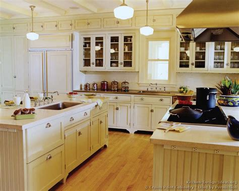 kitchen floors and cabinets pictures of kitchens traditional off white antique