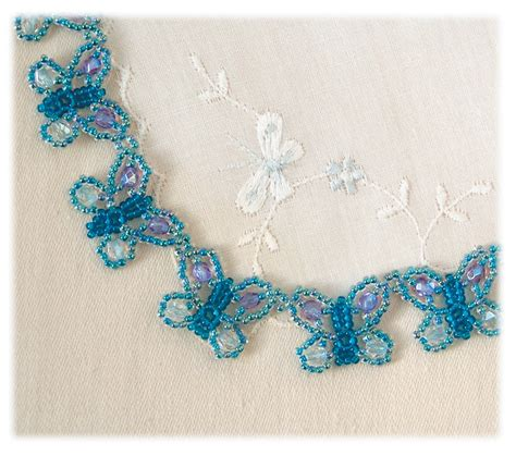 beaded butterfly pattern free bead patterns and ideas the original butterfly