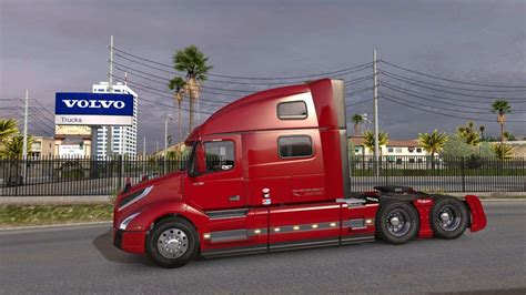 volvo vnl     truck euro truck simulator  mods