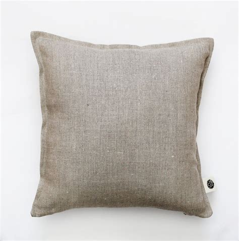 Linen Throw Pillow by Linen Pillow Cover Decorative Pillows Covers Linen By