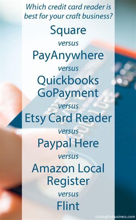 Credit Card Reader For Business