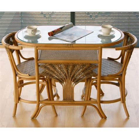 wicker table and chairs set atlanta wicker dining breakfast table chair set for 2