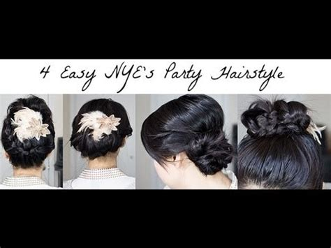 Wedding Hairstyles No Heat by 4 Easy No Heat Or Everyday Updo Hairstyles