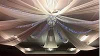 Pin Ceiling Draping And Decor On Pinterest