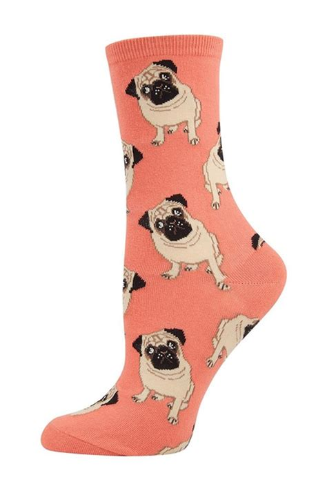 pug socks socksmith pug socks from seattle by simply chic shoptiques