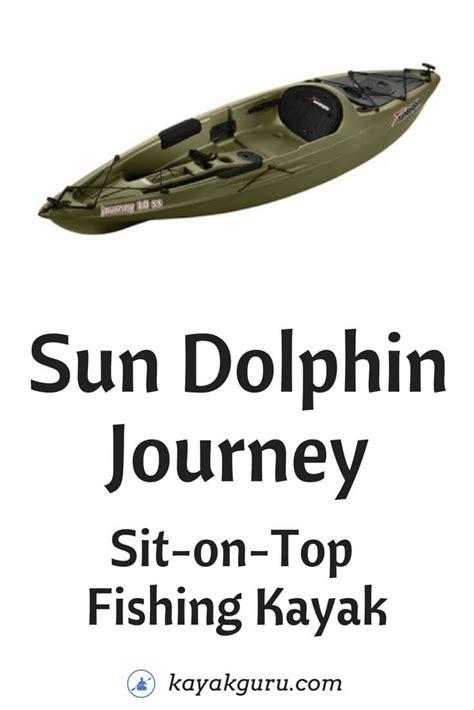 sun dolphin fishing boat review sun dolphin journey 10 ss kayak review sot fishing yak