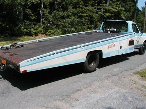 Car With Truck Bed by Find Used 1988 Ford 7 3 Diesel No Rust R Car Hauler