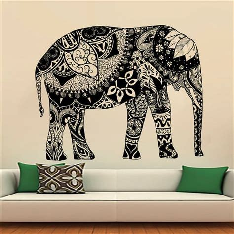 Wall Ls Bedroom Indian Indian Patterns Wall Stickers And Decals On
