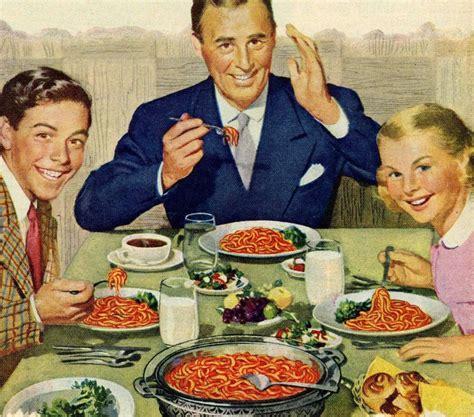 family dinner mysuperfoods starts here