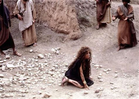 mary magdalene in the last temptation of christ