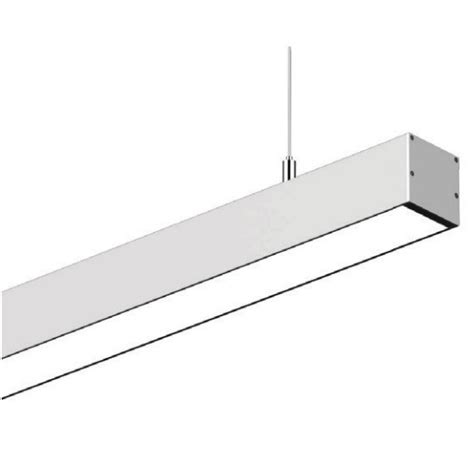 4 square led lights 1 4 quot square lllsb series led linear lighting channel